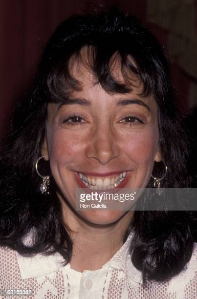 Didi Conn attends Childrens Bill of Rights Press Conference on August 2 1990 at the Hollywood Roosevelt Hotel in Hollywood California