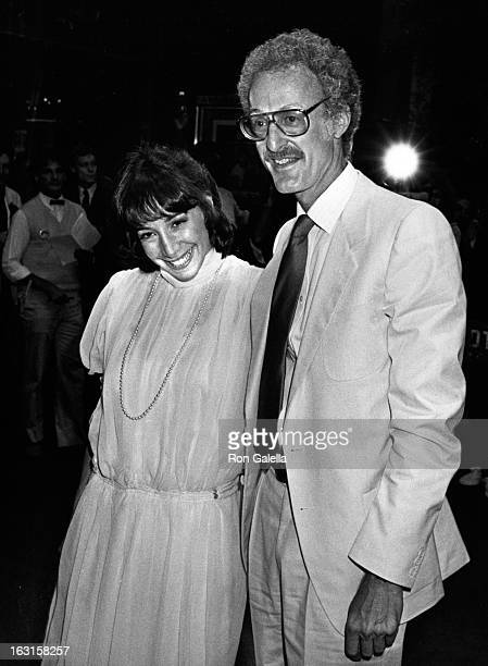Didi Conn attends the premeire of 'Grease 2' on June 9 1982 at the Ziegfeld Theater in New York City