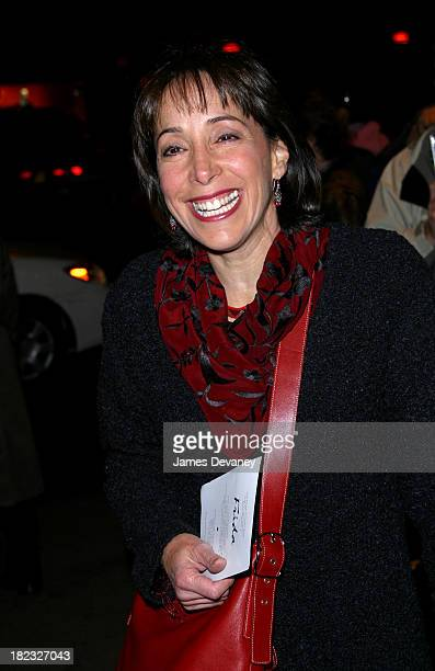 Didi Conn during Frida New York City Special Screening at Cinema II Theater in New York City New York United States