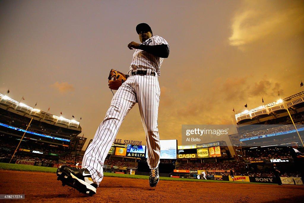 Philadelphia Phillies v New York Yankees : News Photo