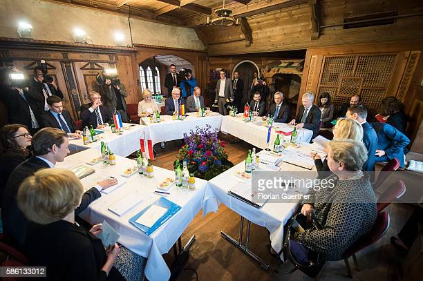 Didier Burkhalter Foreign Minister of Switzerland Jean Asselborn Foreign Minister of Luxembourg Aurelia Frick Foreign Minister of Liechtenstein...