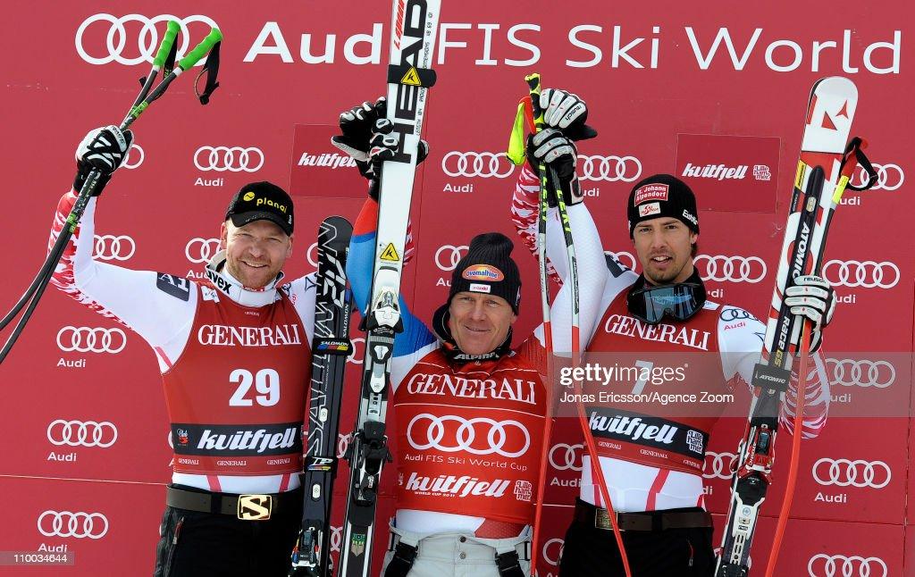Audi FIS World Cup - Men's Super Giant Slalom