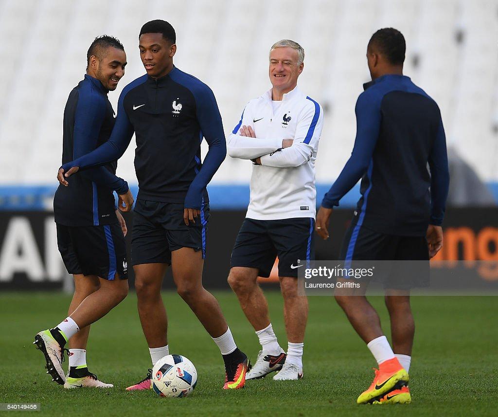 France Training Session - UEFA Euro 2016