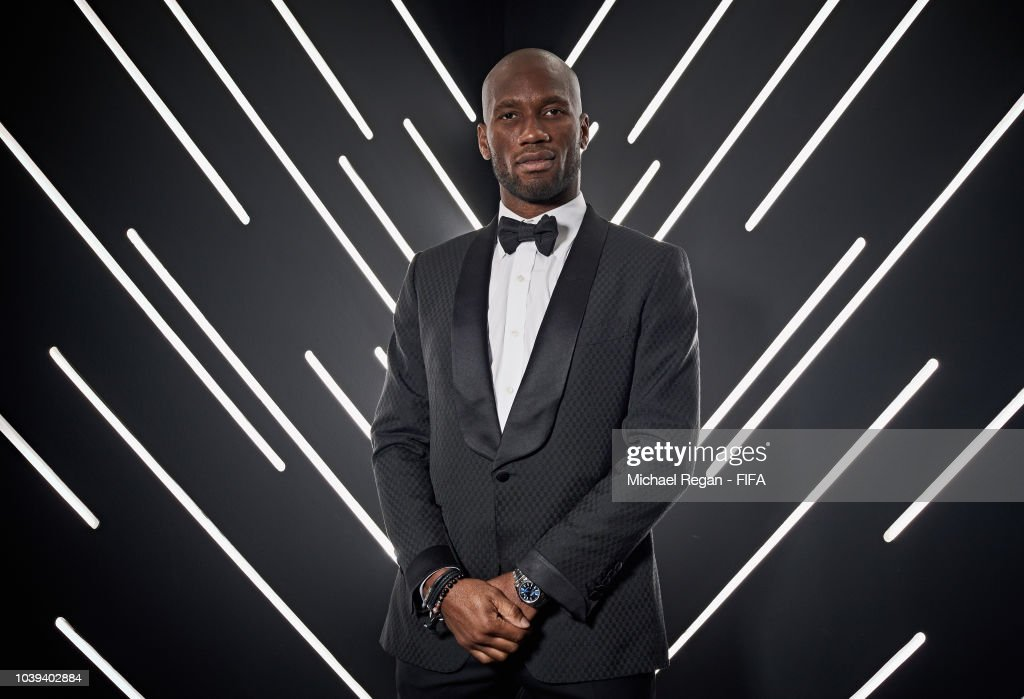 The Best FIFA Football Awards - Photo Booth : News Photo