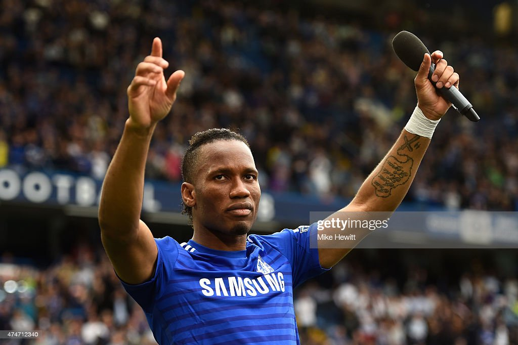 Chelsea v Sunderland - Premier League : News Photo