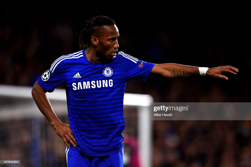 Chelsea FC v NK Maribor - UEFA Champions League : News Photo