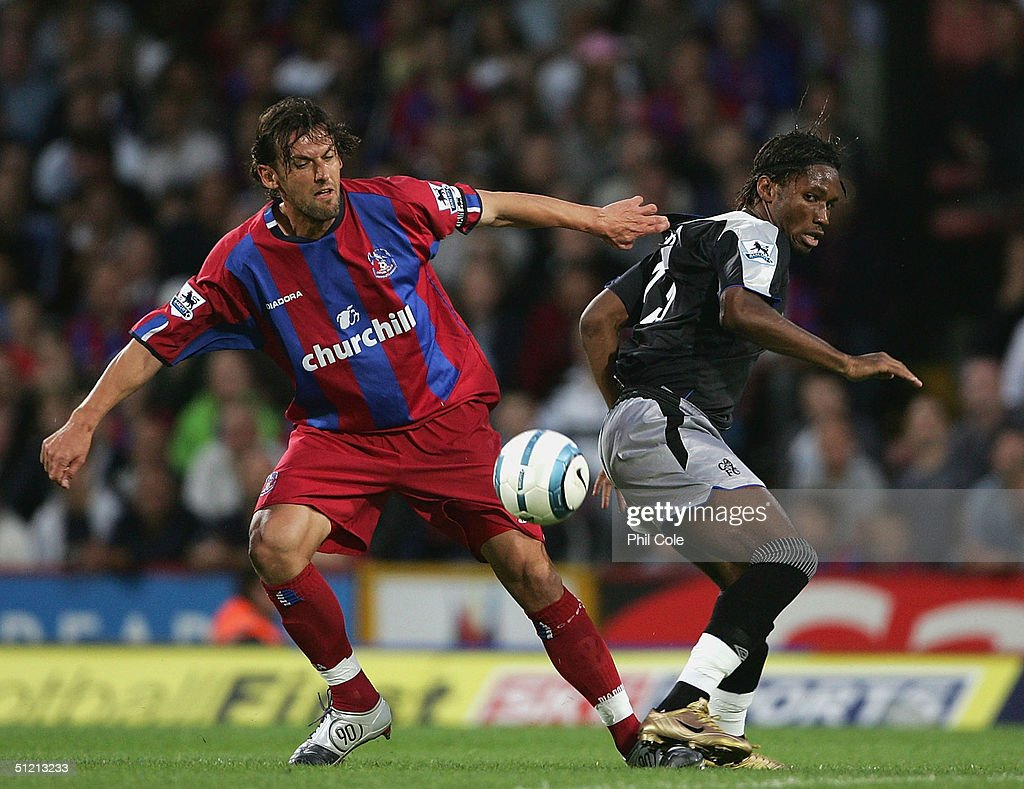 Crystal Palace v Chelsea : News Photo