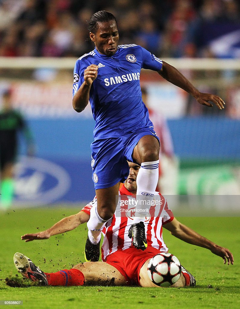 Atletico Madrid v Chelsea - UEFA Champions League