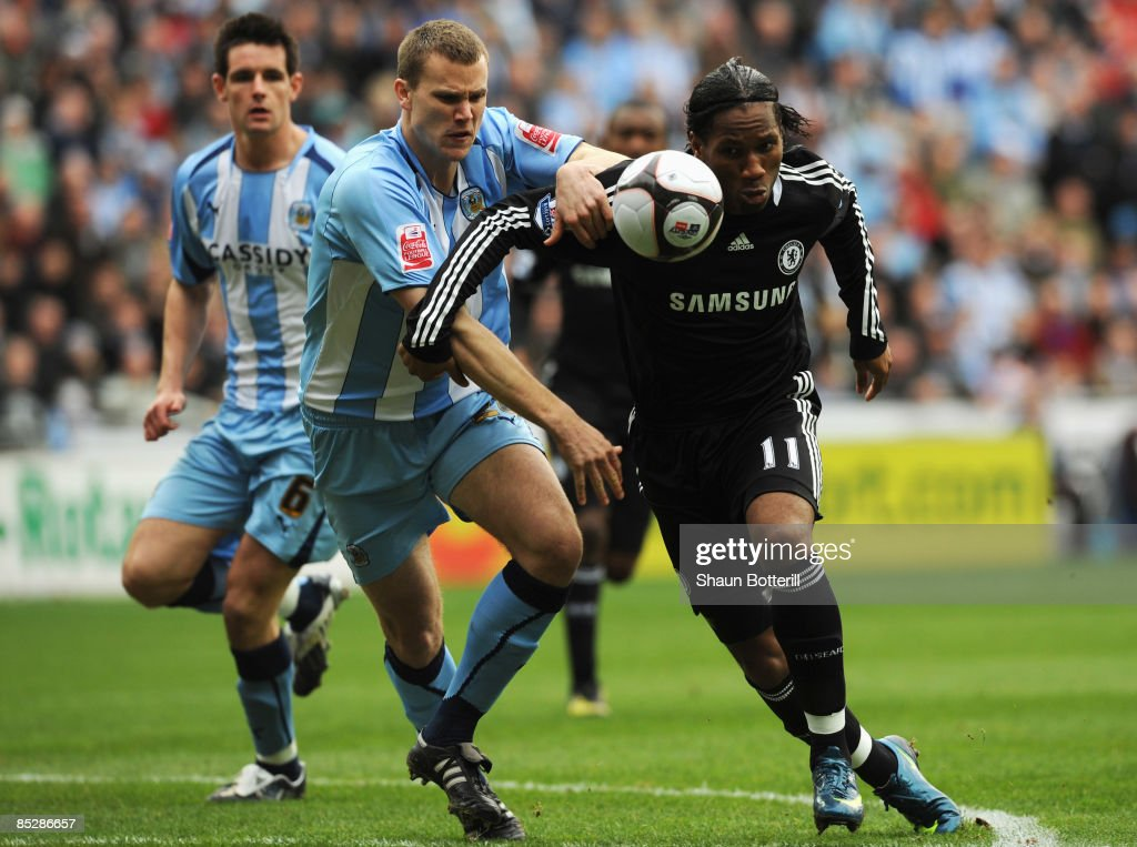Coventry City v Chelsea - FA Cup 6th Round : News Photo