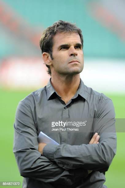 Didier OLLE NICOLLE Saint etienne / Nice Coupe de la Ligue 2009/2010