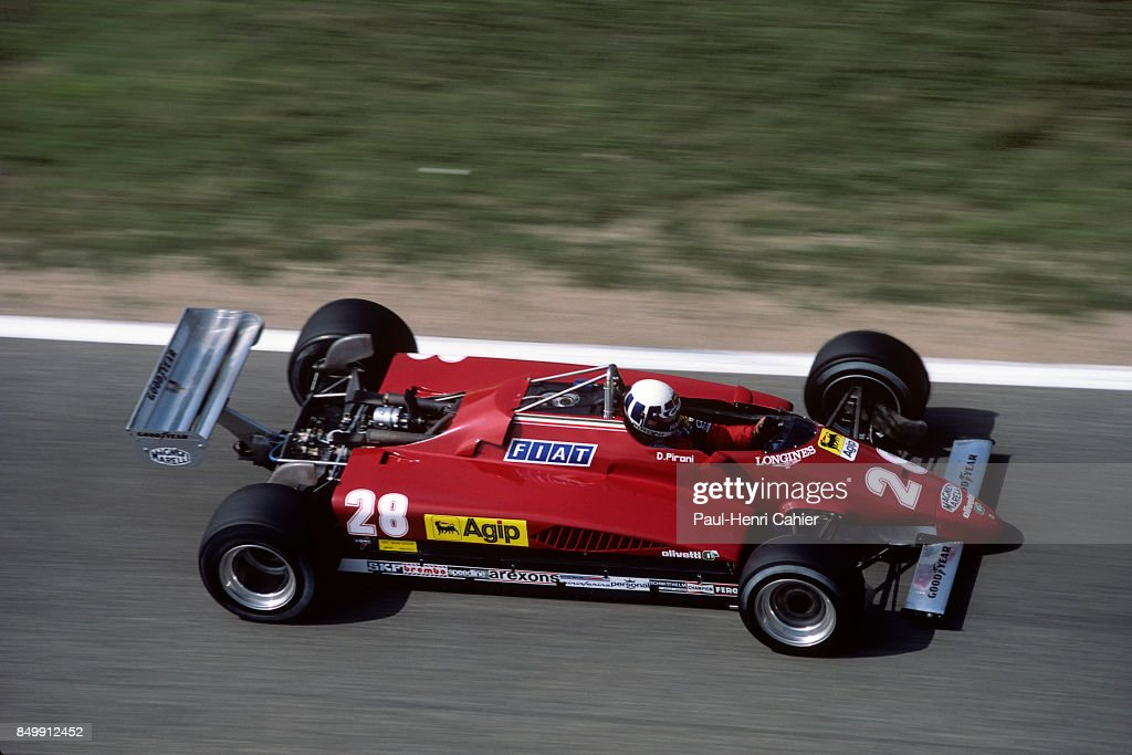 Didier Pironi, Grand Prix of Germany