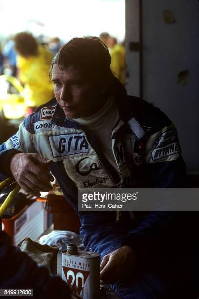 Didier Pironi, Grand Prix of Monaco, Circuit de Monaco, Monaco, May 18, 1980.