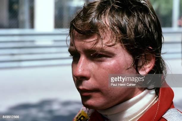 Didier Pironi, Grand Prix of Monaco, Circuit de Monaco, Monaco, May 31, 1981.