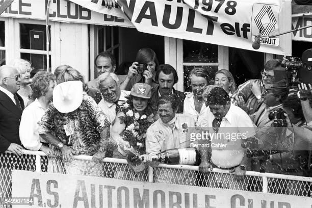 Didier Pironi, Jean-Pierre Jaussaud, 24 Hours of Le Mans, Le Mans, France, 1978.