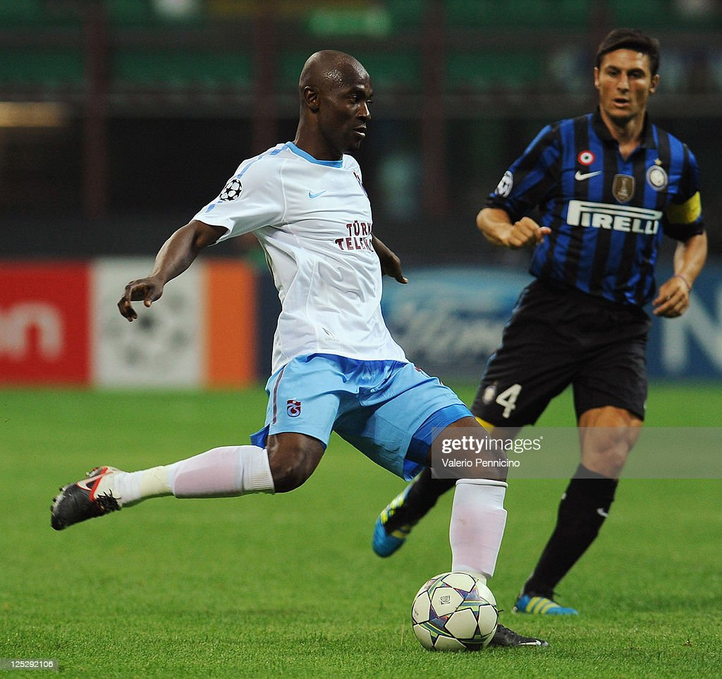 FC Internazionale Milano v Trabzonspor As - UEFA Champions League