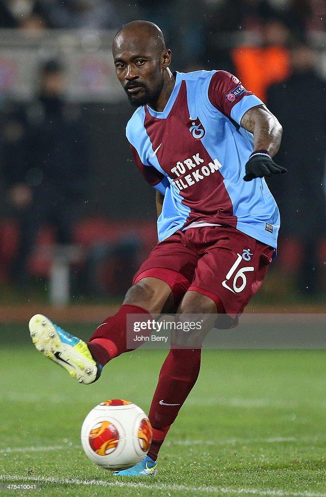 AS Trabzonspor v Juventus - UEFA Europa League Round of 32