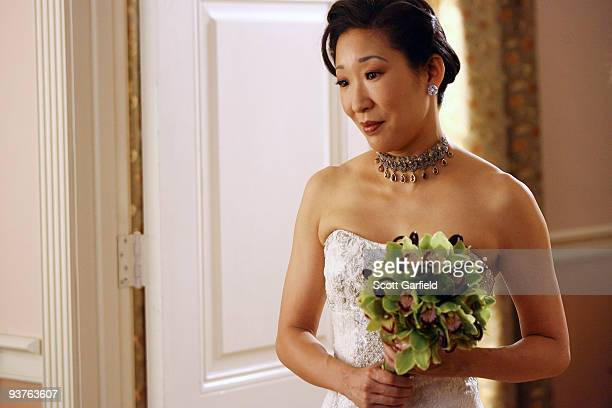 S ANATOMY 'Didn't We Almost Have It All' Cristina and Burke's wedding day arrives along with the interns' first exam results and a successor to the...