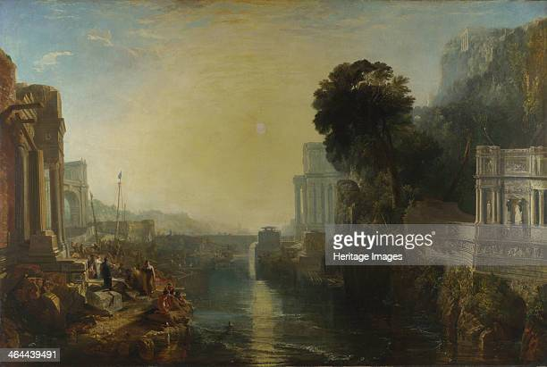 Dido building Carthage 1815 Found in the collection of the National Gallery London