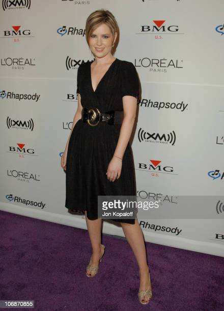 Dido during 2006 Clive Davis PreGRAMMY Awards Party Arrivals at Beverly Hilton Hotel in Beverly Hills California United States