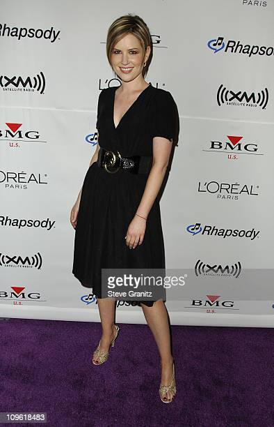 Dido during 2006 Clive Davis PreGRAMMY Awards Party Arrivals at Beverly Hilton in Beverly Hills California United States