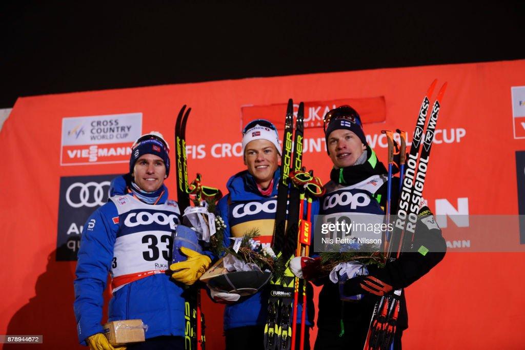 FIS World Cup - Ruka Nordic : News Photo