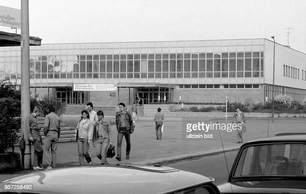 Die 1969 gegründete Ingenieurhochschule Zittau mit den Fachbereichen Energiewirtschaft Kraftwerksanlagen Energieumwandlung Elektroenergieversorgung...