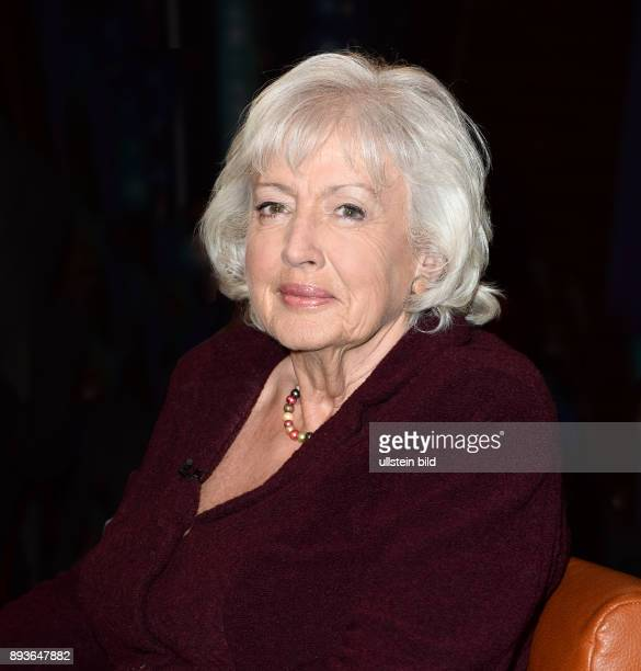 Die 744 Ausgabe der NDR Talk Show_Gäste Renate Schmidt ist eine deutsche Politikerin Sie amtierte von 1990 bis 1994 als Vizepräsidentin des Deutschen...