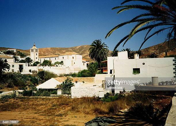 Die alte Hauptstadt Betancuria - 1994