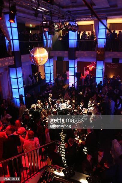 Die Aol Media Night Im Rahmen Der Ifa Im Restaurant Felix In Berlin