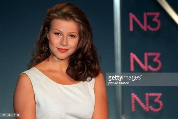 """Die aus der ARD-Vorabendserie """"Marienhof"""" bekannte Leonore Capell steht jetzt als Moderatorin im """"Dritten"""" vor der Kamera: Bei N3 ist die fast..."""