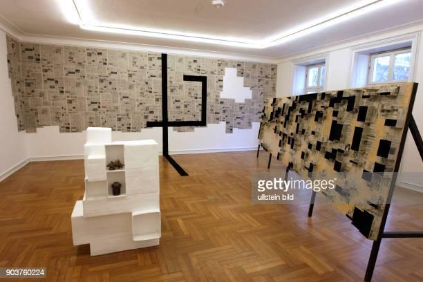 Die Ausstellung 'Aufschlussreiche Räume Interieur als Porträt' gastiert vom 31 Januar 2016 bis 24 April 2016 im Museum Morsbroich in Leverkusen...