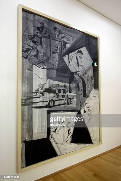 Die Ausstellung 'Sigmar Polke Gerhard Richter Schöne Bescherung' gastiert vom 13 März bis 28 August 2016 im Museum Morsbroich in Leverkusen das...
