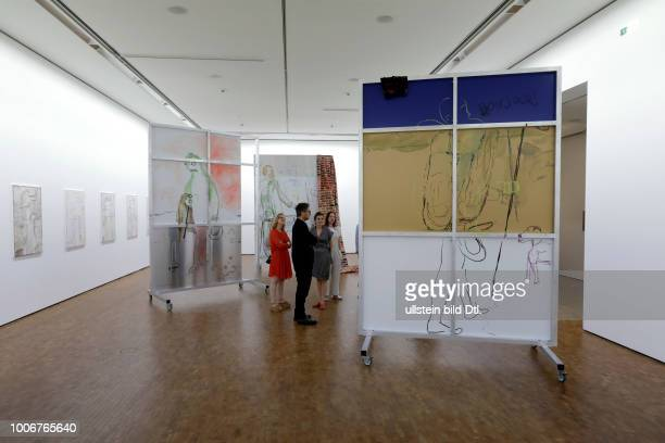 Die Austellung 'Reena Spaulings HER AND NO' gastiert vom 03 Juni bis 27 August 2017 im Museum Ludwig Köln Reena Spaulings betitelt die künstlerische...