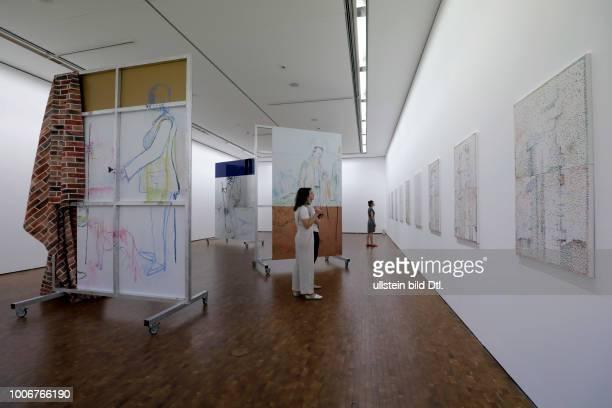Die Austellung Reena Spaulings HER AND NO gastiert vom 03 Juni bis 27 August 2017 im Museum Ludwig Köln Reena Spaulings betitelt die künstlerische...