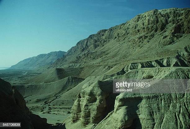 Die Berge von Qumran 1994