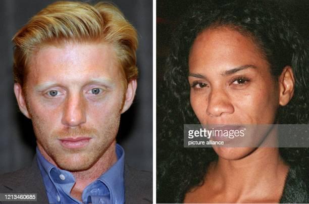 Die Bild-Kombo zeigt Boris Becker und seine Ehefrau Barbara Becker , geborene Feltus. Sie galten als Deutschlands Traumpaar - doch ausgerechnet im...