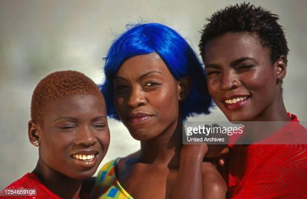 Die britische Girlband Cleopatra, Deutschland 1990er Jahre.