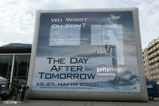 Die Day After Tomorrow Deutschland Premiere In Berlin Am 210504 Im Ufa Palast Kosmos