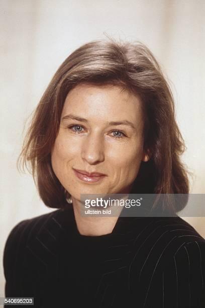 Die deutsche Schauspielerin Corinna Harfouch Aufgenommen November 1996