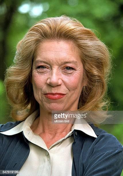 Die deutsche Schauspielerin Evely Hamann