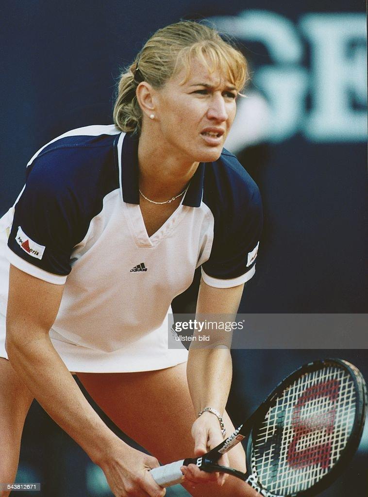 Deutsche Tennisspielerin