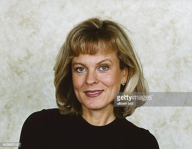 Die deutsche Theater und Filmschschauspielerin Andrea L'Arronge Aufgenommen Dezember 1999