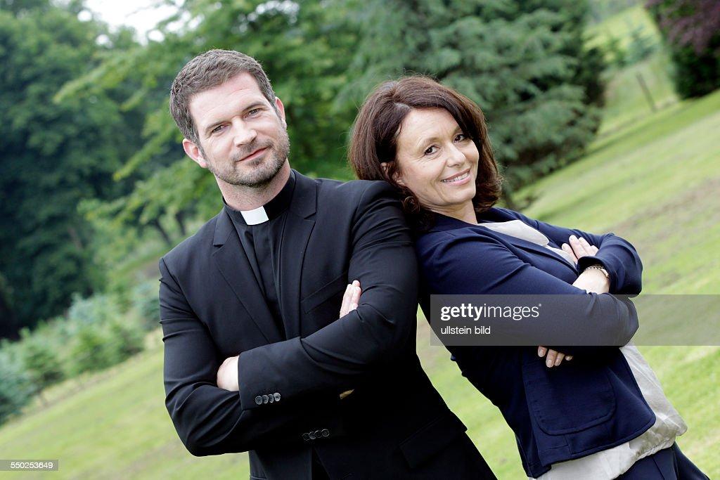Simon Böer (l) und Tamara Rohloff (r) Pictures