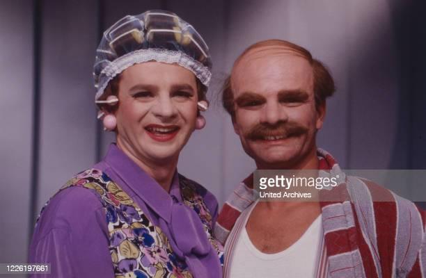 Die Feuchtgrubers Comedyserie Deutschland 1990 1999 Mitwirkende Willy Astor Stephan Lehmann
