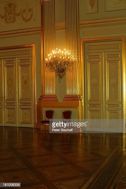 Die Große Galerie Belgischer Königspalast Brüssel/Belgien Europa Königshaus Palast Stuhl Reise