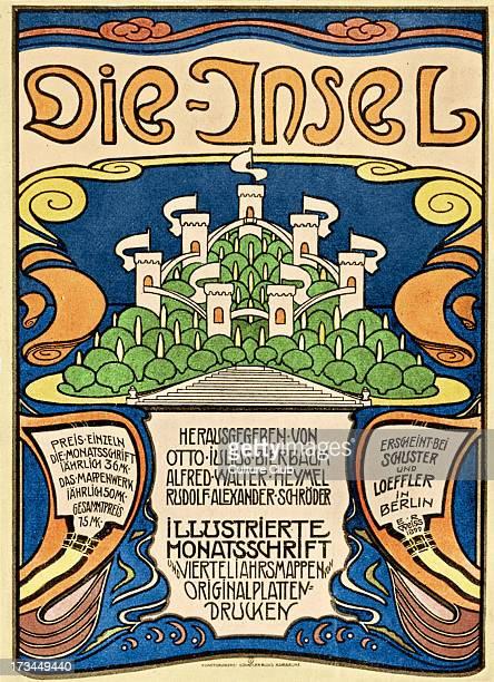 Die Insel German literary and art magazine published in Munich from 1899 by Otto Julius Bierbaum Alfred Walter Heymel and Rudolf Alexander Schröder...