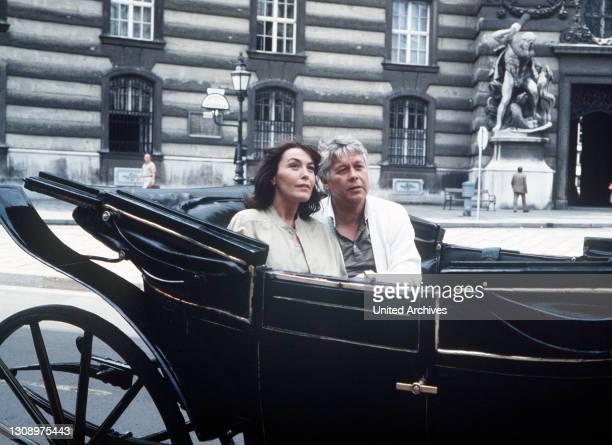 Die Kinder sind unterwegs / D 1983 / Werner zeigt Angie seine Heimatstadt Wien. / Überschrift: ICH HEIRATE EINE FAMILIE.