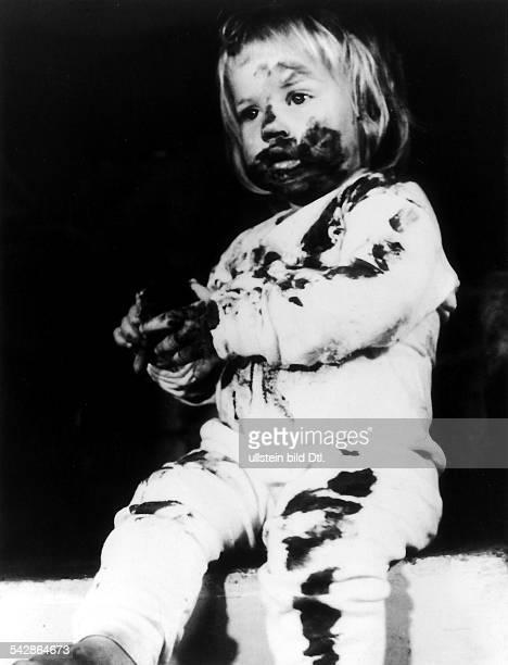 `Die Kinder von Bullerbü'Fernsehfilm nach dem Roman `Wir Kinderaus Bullerbü' der schwedischenKinderbuchautorin Astrid LindgrenSzene mit Kerstin 1971