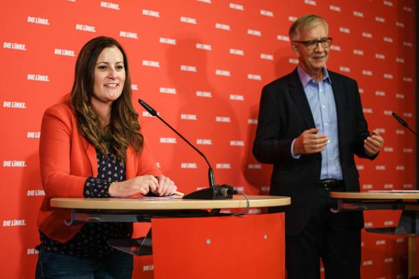 DEU: Die Linke Presents Policy Program Ahead Of Federal Elections