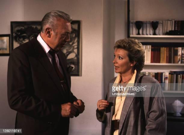 Die Mordsache Druse, D 1988, Regie: Alfred Weidenmann, HORST TAPPERT, KARIN ANSELM.